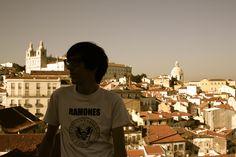 Rober in Lisbon Lisbon, Louvre, Building, Places, Travel, Viajes, Buildings, Destinations, Traveling