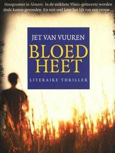 Superspannend verhaal, speelt zich af in Almere.