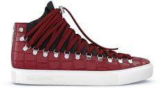 Swear Redchurch hi-top sneakers #men #fashion #style #man #male #shoes #clothes