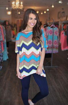 Dottie Couture Boutique - Chevron Tunic Dress, $32.00 (http://www.dottiecouture.com/chevron-tunic-dress/)
