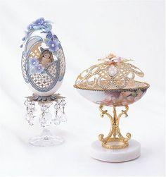 Amazon.co.jp: デコパージュ・クレイ&エッグアートのハーモニー: 藤原 久子, 柳小路 隆三: 本