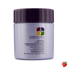 Pureology Hydrate Hydra Whip Optimum Moisture Hair Masque (For Dry Colour-Treated Hair) 150g/5.2oz #Pureology #HairCare #MairMask #FREEShipping #StrawberryNET