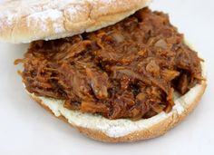 Shredded BBQ Pork Recipe and many other recipes for crockpots