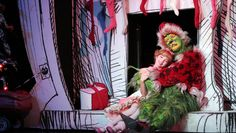 """Dr. Seuss' """"How the Grinch Stole Christmas!"""" The Musical @ Citi Performing Arts Center Wang Theatre (Boston, MA)"""