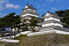 Japanese castles I've visited: #84 Shimabara Castle in Nagasaki Prefecture (Kyushu). Read more about it in my blog: http://zoomingjapan.com/travel/shimabara-nagasaki/