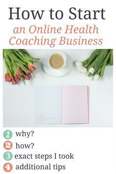 How to Start an Online Health Coaching Business http://sarahkayhoffman.com Institute for Integrative Nutrition