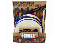 Seedling, Design Your Own Drum, FREE Global Shipping 175+