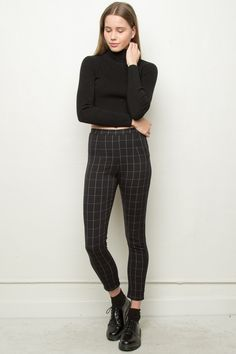 Brandy ♥ Melville | Taylor Leggings - Bottoms - Clothing