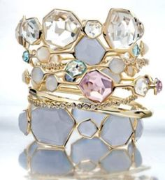 stackable rings.