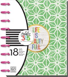 2015-16 Planner - Life Is Beauty Full | me & my BIG ideas
