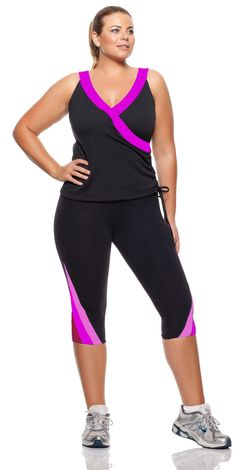 Female for Life Fitness clothes. Very comfy! Love them!