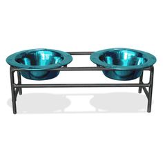 Platinum Pets Double Diner Cat Stand With Bowls (36 ILS) ❤ liked on Polyvore featuring pet, animals, bowl, cat and decor