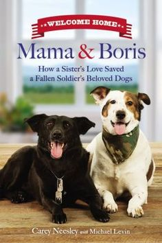 Enter to win 1 of 5 copies of Welcome Home, Mama & Boris, a new book from Reader's Digest. Hurry - ends Nov 22nd!