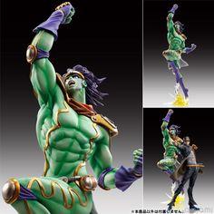 Statue Legend JoJo's Bizarre Adventure Part.III 15. Star Platinum (Sculpt, Color Supervised by Hirohiko Araki)