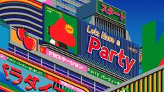 Pop Art Wallpaper, Aesthetic Pastel Wallpaper, Motion Poster, Aesthetic Movies, Sapporo, Art Station, Visual Development, Design Thinking, Motion Design