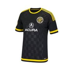 2017 Cheap Jersey Columbus Crew SC Away Replica Football Shirt [JFCB898]