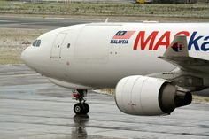 MASkargo Airbus A330-200F 9M-MUC ...