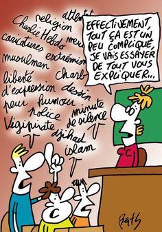 FRANCE : Comment les profs en ont parlé en classe