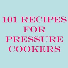 Many of us have a pressure cooker that is lurking in our cabinets; maybe we use it frequently, maybe not. Perhaps you are curious about ...