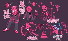 All bosses (gijinka ver.) by on DeviantArt Beat Memes, Object Heads, Pokemon, Humanoid Creatures, Funny Internet Memes, Need Friends, Drawing Games, Anthro Furry, Ap Art