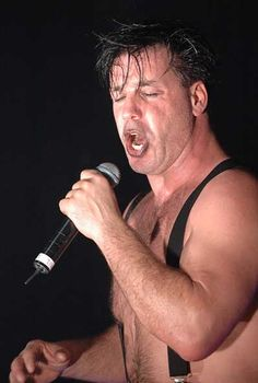 Till Lindemann - Rammstein by Grib-Meister, via Flickr