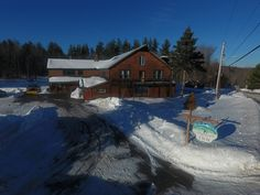 The Alpenrose is a warm and friendly country inn. It's located in southern Vermont. Snow is here let's have some winter fun. click link Winter Fun, Virtual Tour, Vermont, New England, Southern, Tours, Snow, Cabin, Warm
