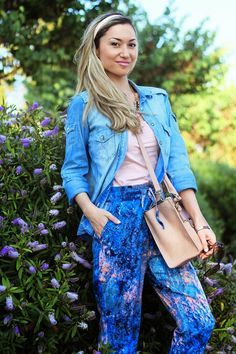 look do dia, easy day, casual look, ootd, outfit, alentejo, cores pastel, pastel colors, denim shirt, camisa de ganga, primavera verão 2014,...