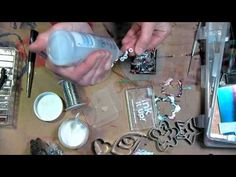 Friendly Shrink! Fun combining friendly and shrink plastic. - YouTube