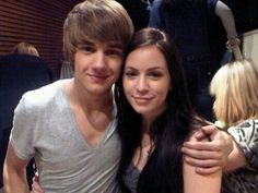Liam Payne and Gemma