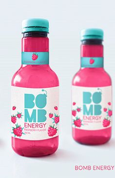 Bomb Energy by Julie Edwards