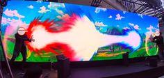 Un dispositif qui vous propose de réaliser le Kamehameha de Dragon Ball