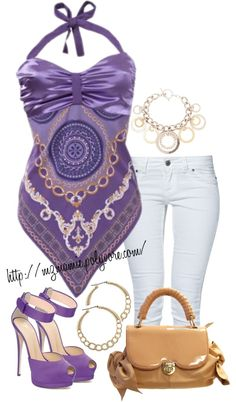 """Untitled #633"" by mzmamie on Polyvore"
