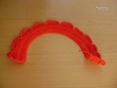 rosa amigurumi 2 Crochet Earrings, Lisa Simpson, Fashion, Crochet Hooks, Green Cotton, Green Wool, Chain Stitch, Magic Ring, Moda