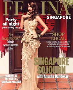 Get your digital copy of Femina Magazine - February 2016 Singapore Booklet issue on Magzter and enjoy reading it on iPad, iPhone, Android devices and the web. Anusha Dandekar, Strapless Dress Formal, Formal Dresses, Local Women, Day For Night, Mtv, Singapore, February 2016, Bollywood