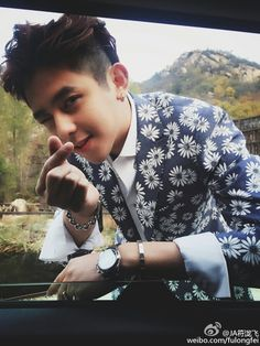 ♥ Asian Fever, Chinese Boy, Healthy Beauty, Ulzzang Boy, Korean Boy Bands, China, My Idol, Boys, Girls
