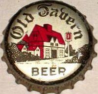 Old Tavern Beer, bottle cap Beer Bottle Caps, Beer Caps, Bottle Top, Beer Bottles, Usa Cap, Capsule, Brewing, Cap Ideas, Warsaw
