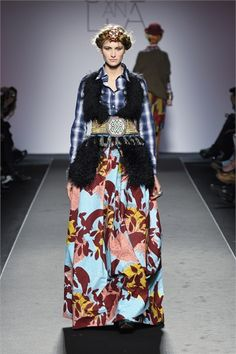 Stella Jean - Collections Fall Winter 2013-14 - Shows - Vogue.it