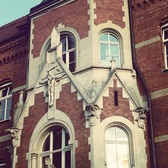 Kraków, Cracow, Poland. One of the most beautiful hospitals ever!