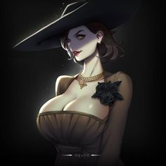Tyrant Resident Evil, Resident Evil Girl, Female Monster, Monster Girl, Character Design References, Character Art, Fantasy Characters, Female Characters, Brave