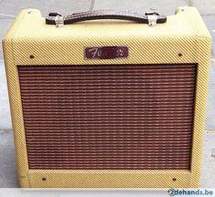 Fender USA Bronco Amp, Tweed - Te koop
