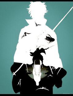 Manga Anime, Anime Nerd, Gintama Wallpaper, Naruto Wallpaper, Silver Samurai, Bleach Anime, Anime Angel, Naruto Art, What Is Like