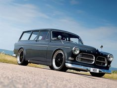 Volvo Wagon - it's different. I like different.
