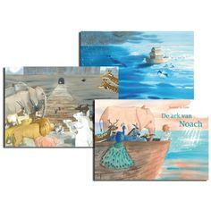 Vertelplaten Ark van Noach http://onderwijsstudio.nl/voorverkoop-verhalenset-jona/