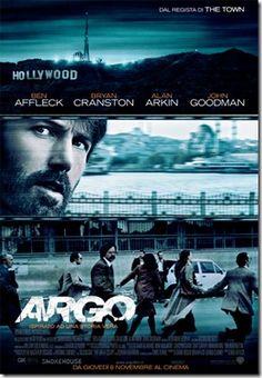 MERCOLEDI' 7 AGOSTO – ORE 21,00  Piano di Sorrento – Villa Fondi  FILM  ARGO  Un film di Ben Affleck.