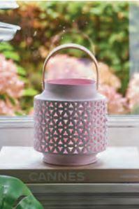 Riviera Maison Santa Rosa Lantern Pink