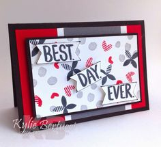 Stampin' Up! Australia: Kylie Bertucci Independent Demonstrator: Stampin' Up! Best Day Ever Sneak Peak - Saleabration 2015