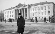 Oslo university, 1904, Norway