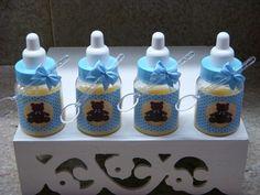 Mamadeiras de brigadeiro, da Little Sweet Doces. http://littlesweetsdoces.com.br