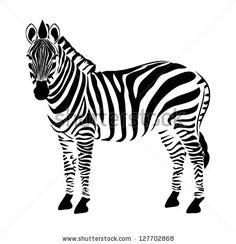 Free Image on Pixabay - Zebra, Cartoon, Animal, Zoo