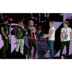 One Direction - One Direction Take Me Home Tour - Digital Spy via Polyvore